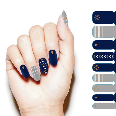 Kikai Nail Wrap Premium Simple Extravagance Philippines