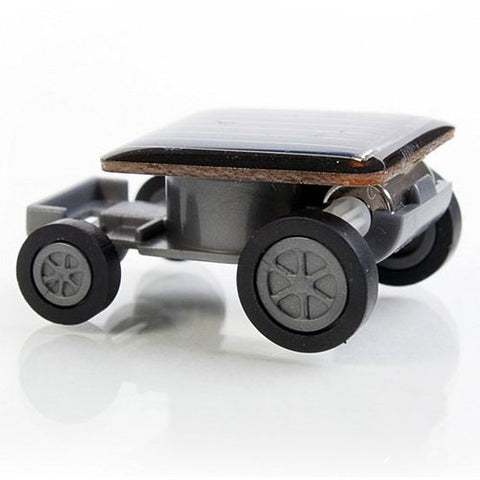 Tiny Solar Racing Car
