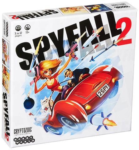 Spyfall 2 Game Philippines
