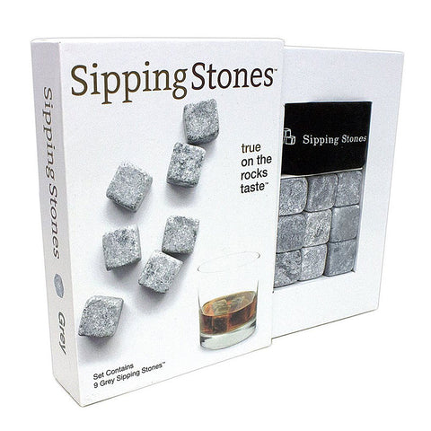 Whisky Chilling Rocks (Set of 9)