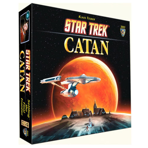 Star Trek Catan Board Game Philippines