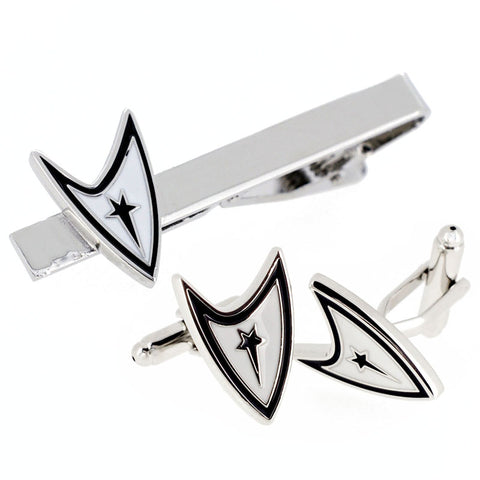 Star Trek Cufflink and Tiebar Set Philippines