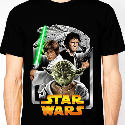Shirt: Star Wars Light Side Philippines