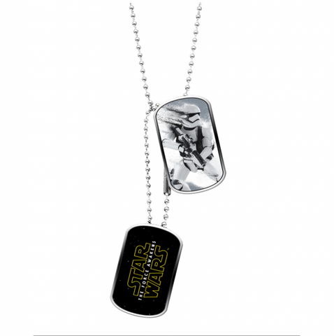 TFA Storm Trooper Dogtag by Silverworks