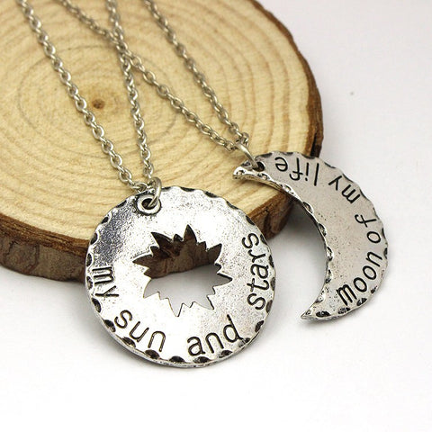 Game of Thrones His and Hers Pair Necklace