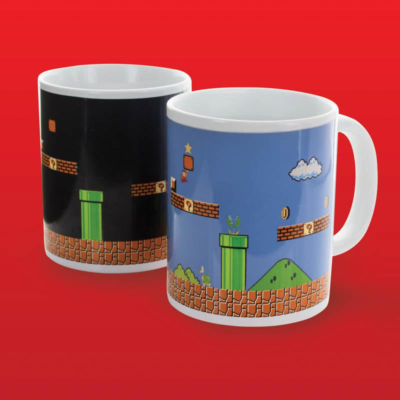 Image result for Super Mario Heat Change Mug