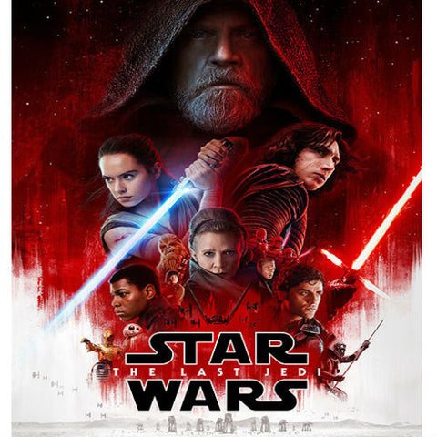 Star Wars 8 The Last JediBlock Screening Dec 15 9pm