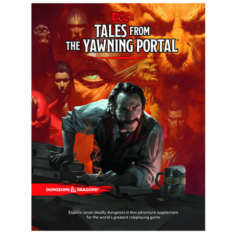 Tales from the Yawning Portal D&D Philippines