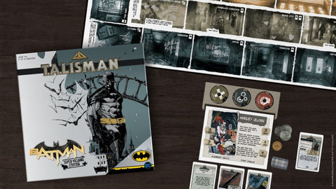 Talisman: Batman-Super-Villains Edition