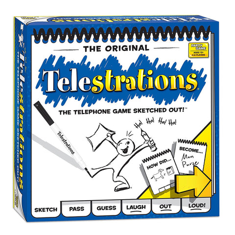 Telestrations Game Philippines