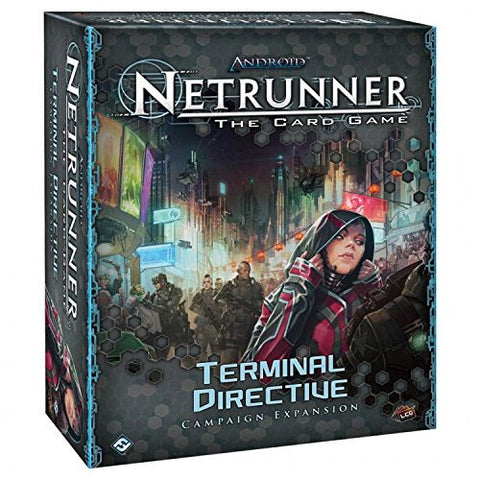 Android Netrunner Terminal Directive Philippines