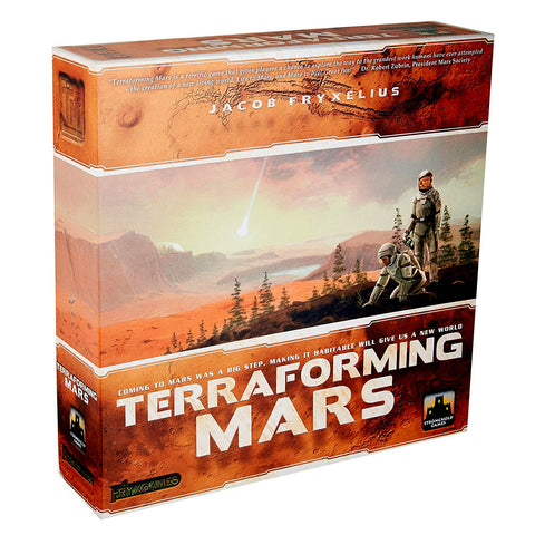 Terraforming Mars Board Game Philippines