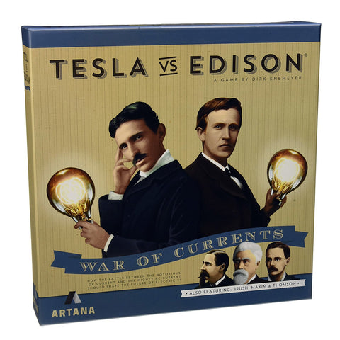 Tesla vs Edison Board Game Philippines