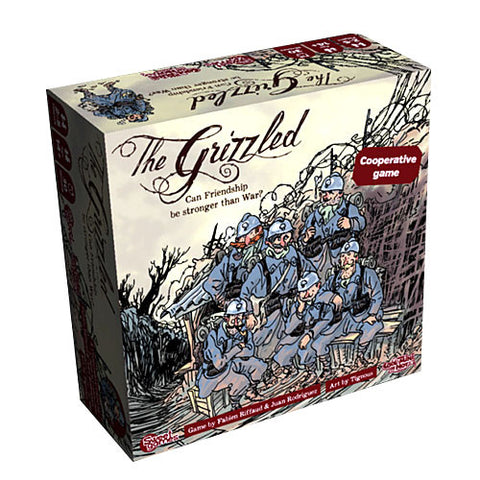 The Grizzled Cooperative Game Philippines