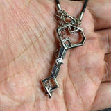 Thorin's Key To Erebor Necklace Pendant