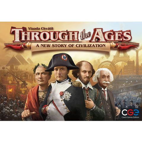 Through The Ages: A New Story of Civilization Game