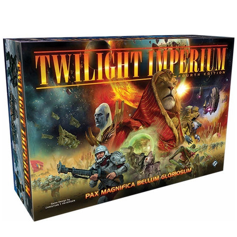 Twilight Imperium 4th Edition Philippines