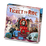 Ticket to Ride Asia Map Collection - Volume 1