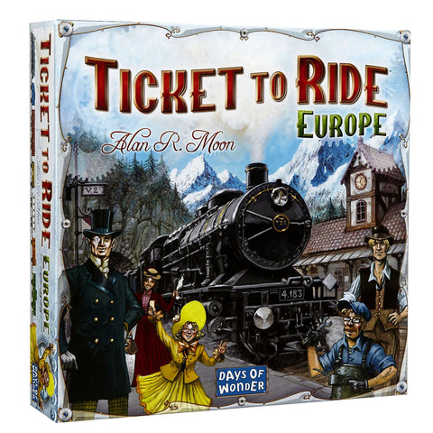 Ticket To Ride Europe Philippines