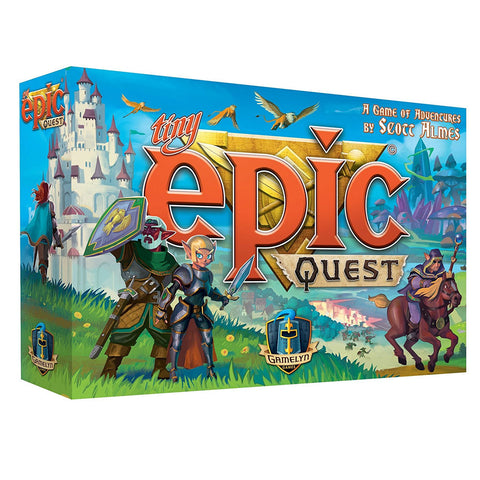 Tiny Epic Quest Board Game Philippines