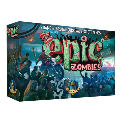 Tiny Epic Zombies Philippines