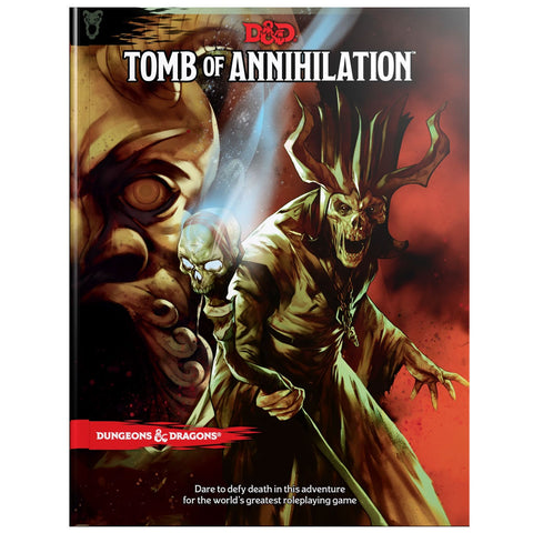 D&D Tomb of Annihilation For Sale Philippines