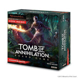 Tomb of Annihilation Board Game (Premium. Minis Painted)