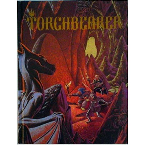 Torchbearer Role-Playing Game Rules