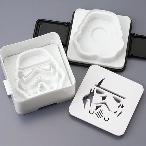 Storm Trooper Pouch Sandwich Shaper