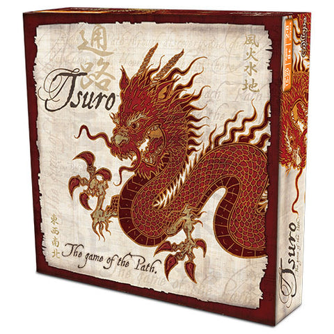 Tsuro: The Game of Path