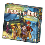 Ticket To Ride: First Journey (for kids)