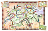 Ticket to Ride India Map Collection - Volume 2
