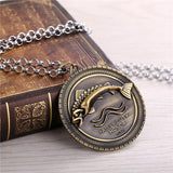 Game of Thrones House Tully Crest Necklace Philippines