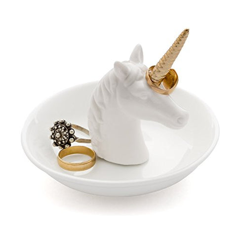 Unicorn Ceramic Ring Holder