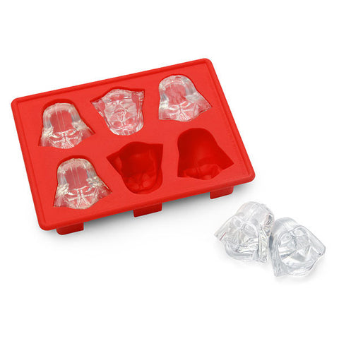 Vader Helmet Silicone Ice Tray / Chocolate Mold