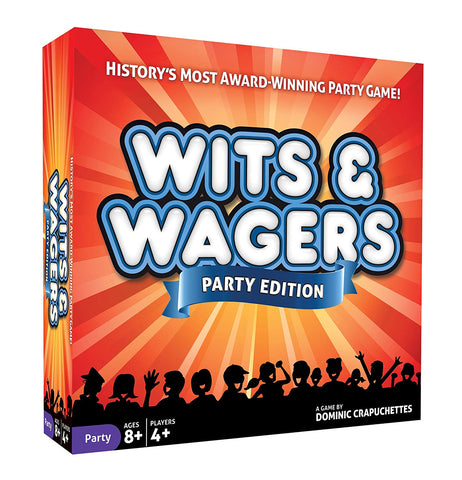 Wits and Wagers Party Edition