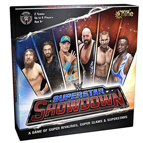 WWE Superstar Showdown Game Philippines