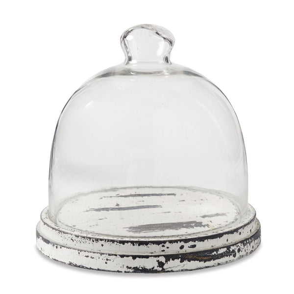 Distressed Cloche- small