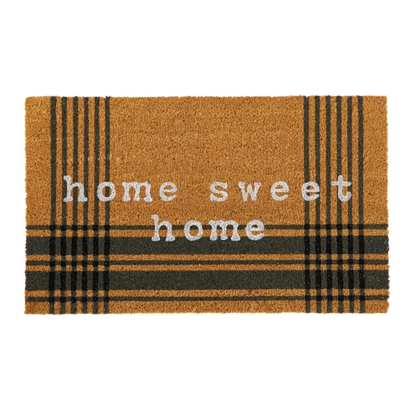 Home Sweet Home Door Mat