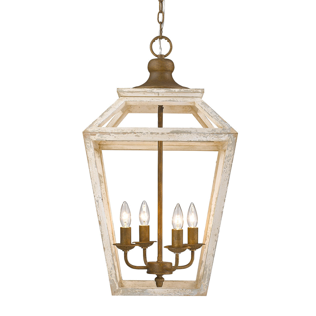 Janette 4 Light Chandelier