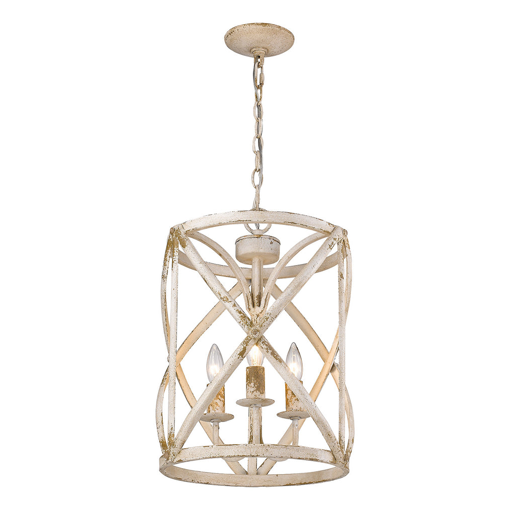Angie 3 Light Chandelier