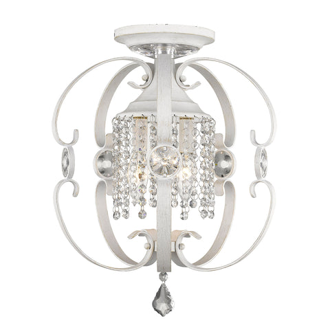 Shelby Semi-Flush/Pendant