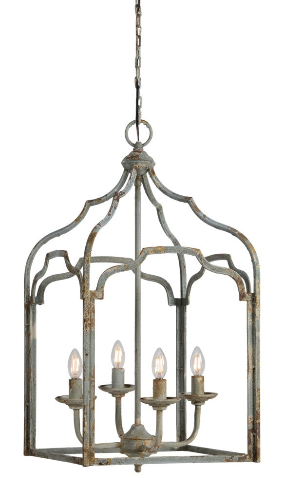 Sally 4 Light Chandelier * - Out of the Woodwork Designs