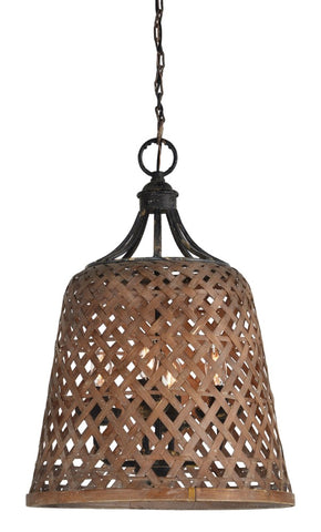 Ryder 4 Light Chandelier* - Out of the Woodwork Designs