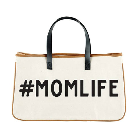 Canvas Tote - Momlife