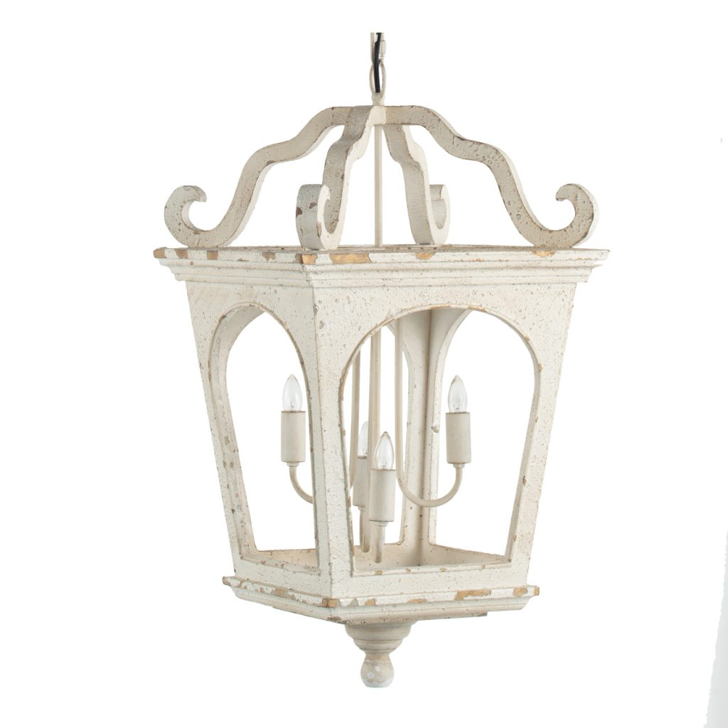 Erica Chandelier - Out of the Woodwork Designs