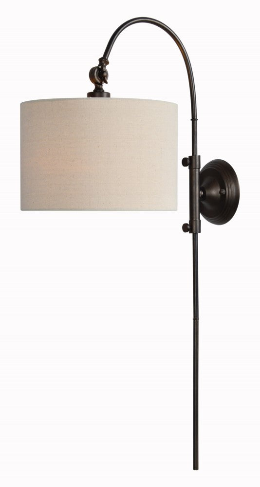 Viola Wall Sconce - Out of the Woodwork Designs