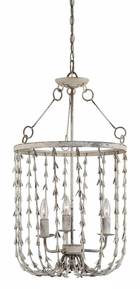Elle 3 Light Chandelier - Out of the Woodwork Designs