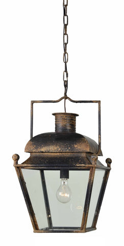 Brady 1 Light Pendant - Out of the Woodwork Designs