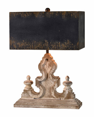 Kelly Table Lamp - Out of the Woodwork Designs